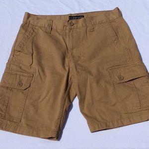 U.S. Polo Assn. Men's khaki shorts